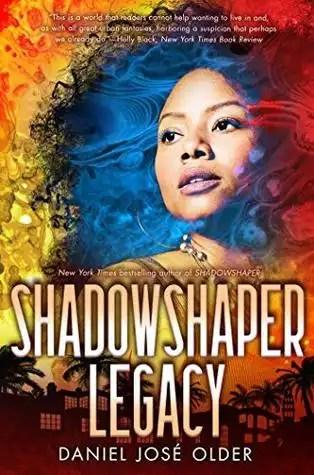 Shadowshaper Legacy Cover