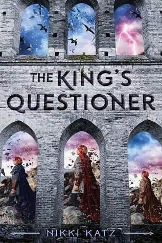 The King's Questioner Cover