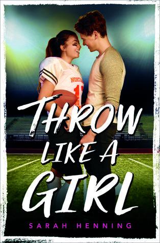 Throw Like a Girl Cover
