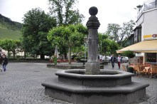 Fountain- Cochem