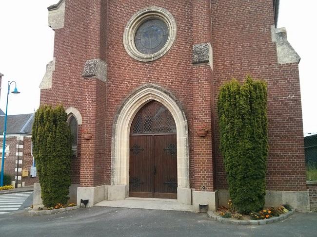 Vitrail Eglise