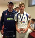 Hailsham cricket club award