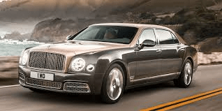 Mulsanne Extended Wheelbase bentley 1