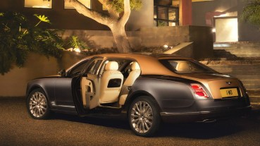 Mulsanne Extended Wheelbase bentley