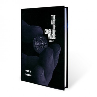 The Art of Close-Up Magic Vol. II (Ganson)