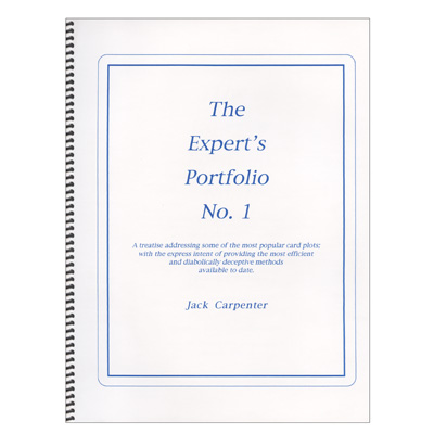 Expert's Portfolio (Carpenter)