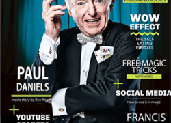 VANISH Magazine – January/Febuary 2016 – Paul Daniels eBook DOWNLOAD