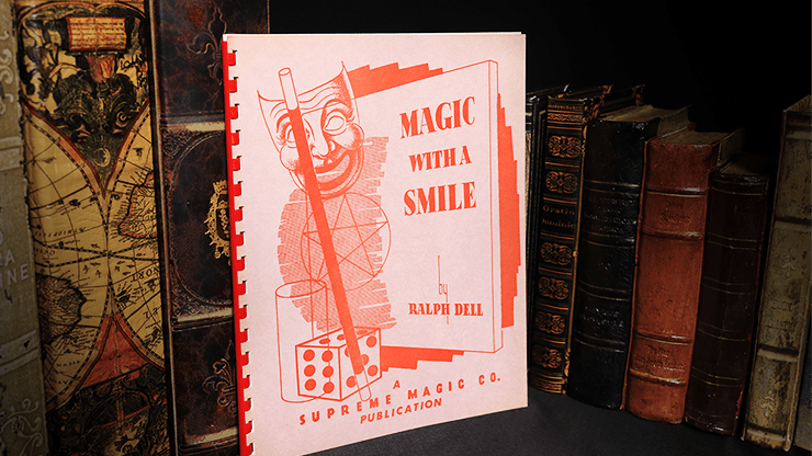 Magic with a Smile by Ralph Dell – Book