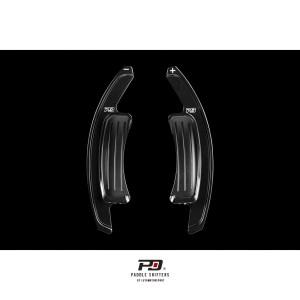 Ford Mustang SelectShift Billet Paddle Shift Extension (Black)