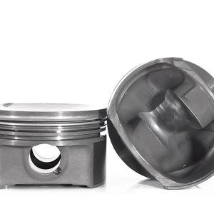 Mahle PowerPak Piston Set for 2.0T FSI/Golf R/S3 Engines 83.5mm Bore Diameter