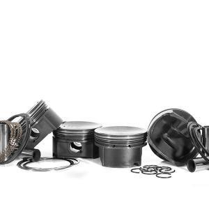 Mahle PowerPak Piston Set for 2.0T FSI/Golf R/S3 Engines 82.5mm Bore Diameter