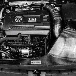 IE VW & Audi 1.8T & 2.0T TSI Gen 3 Carbon Fiber Cold Air Intake | Fits MK7 GTI, Golf R, & Golf & Audi 8V A3 & S3