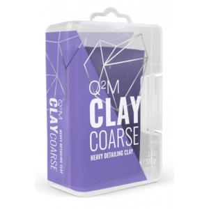 GYEON Q2M Coarse Clay Bar 100g