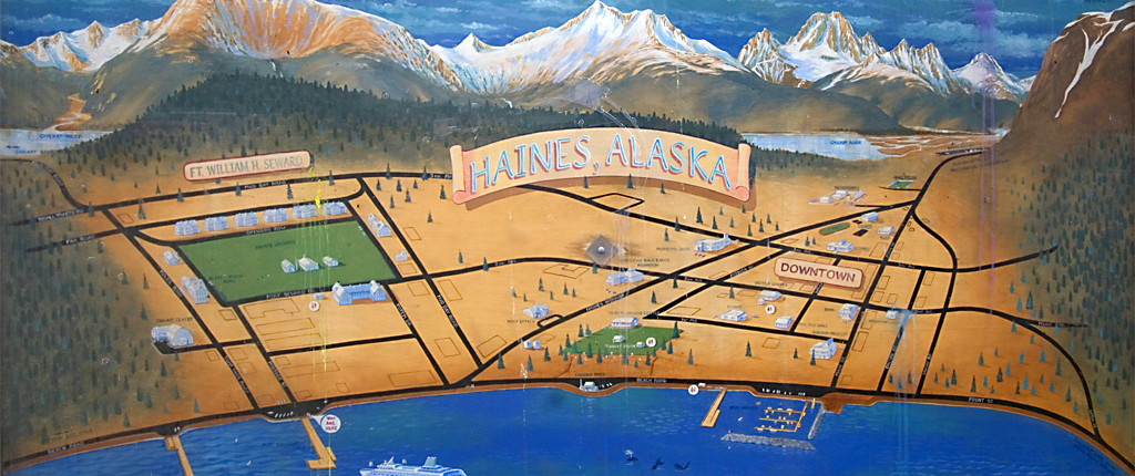 Haines Map