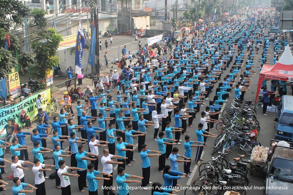 Latgab Bandung Raya, CFD BIP