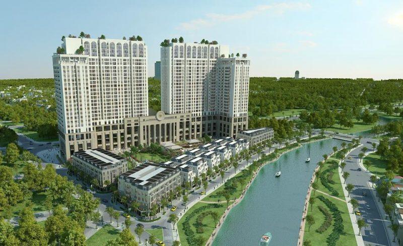 Hải Phát mở bán chung cư Roman Plaza tòa B2 - Giá bán hấp dẫn