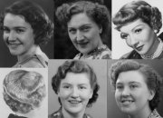 women's 1950s hairstyles overview