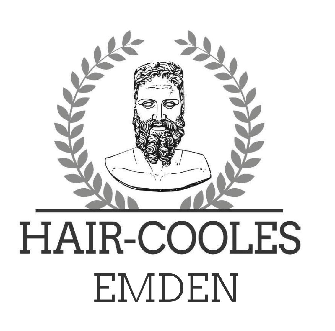 Friseur Hair-Cooles Logo Emden