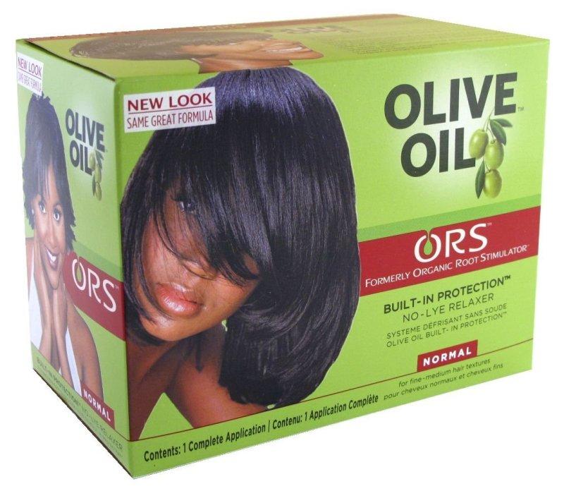 olive oil defrisant