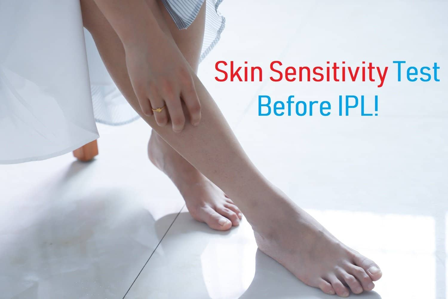 Skin Sensitivity Test