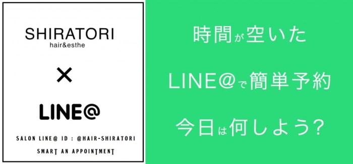 line@固定