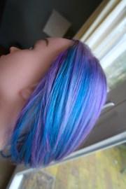 galaxy hair hairandflair