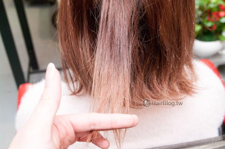 漂髮以後還可以燙髮嗎?短髮實作作品