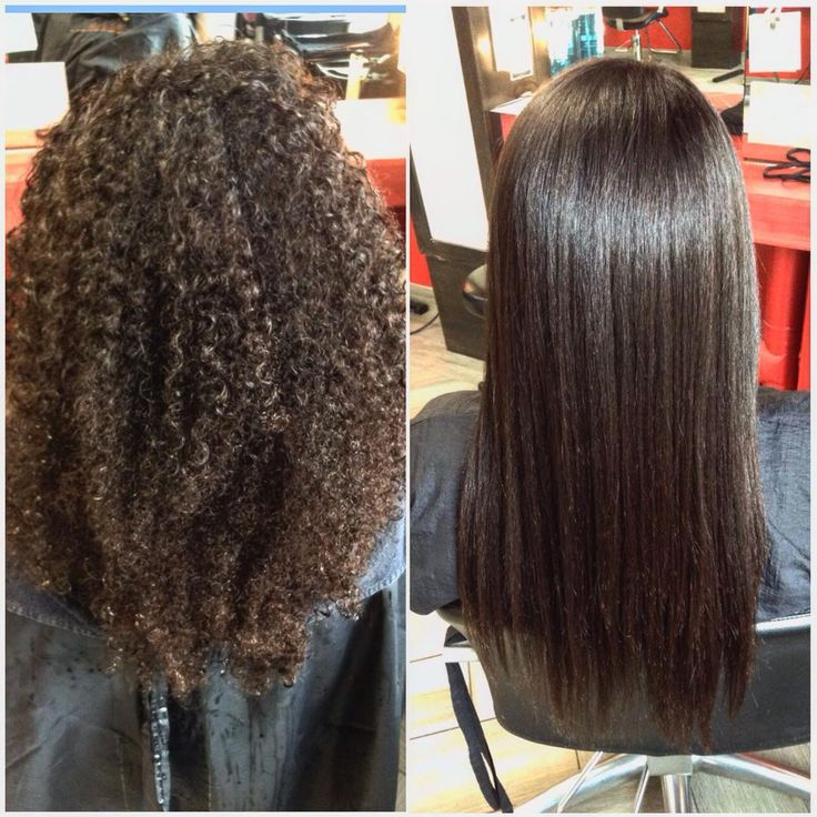Japanese Hair Straightening At Home DIY Step By Step Guide