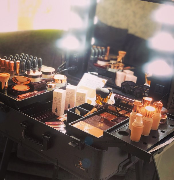 Charlotte Tilbury make up artist surrey make up by melissa melody