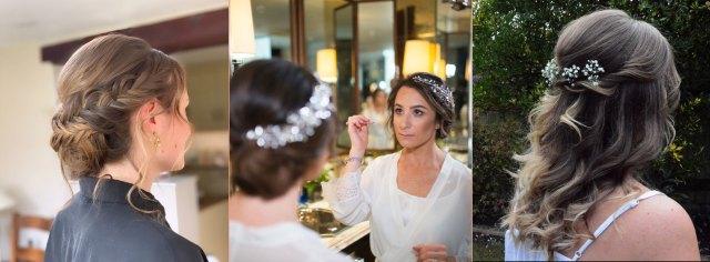 bridal hair surrey - wedding hairstylist