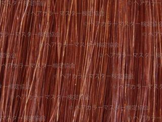 レッド系のヘアカラー染料