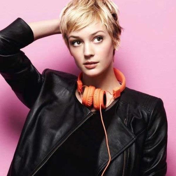 Fine-Pixie Latest Short Blonde Hair Ideas for 2019
