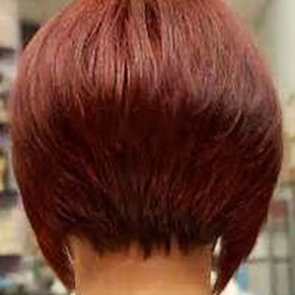 Graduated-Bob-Hair Best Bob Haircut Pictures in 2019