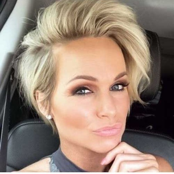 Pixie-Bob-Style Latest Short Hairstyles for Women 2019