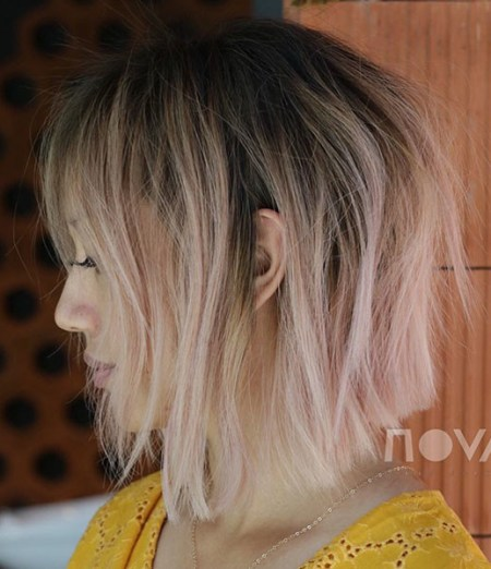 Short-Hairstyle-1 Grey Short Hairstyles 2019