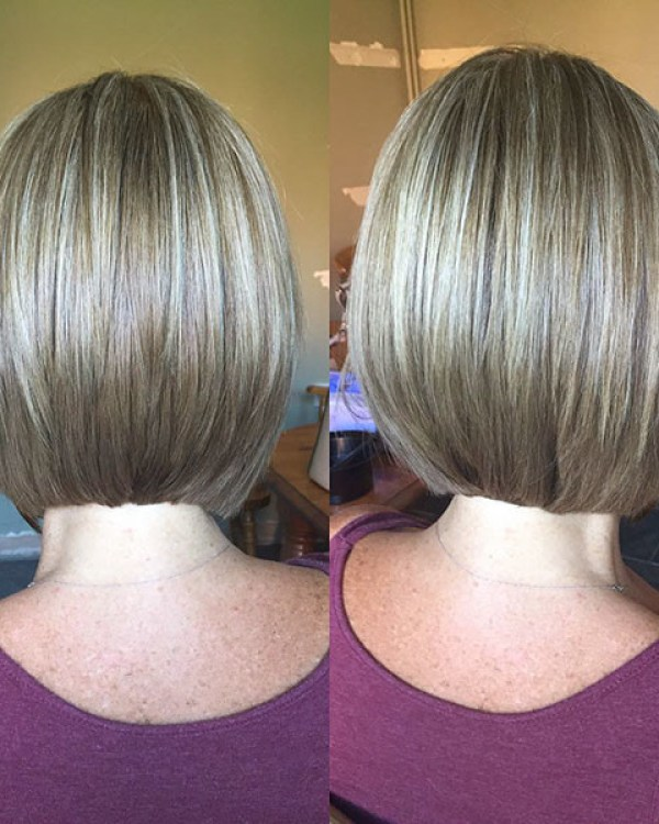 Simple-Haircut Best Bob Haircut Pictures in 2019
