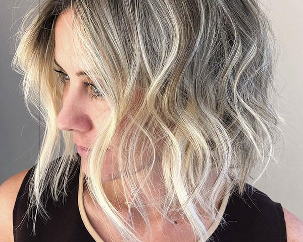 Soft-Waves Latest Short Blonde Hair Ideas for 2019