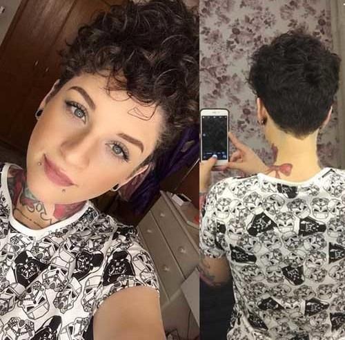 Cute-Pixie-1 Shailene Woodley's Gorgeous Short Hair