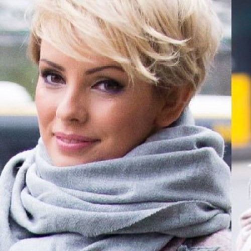 Short-Layered-Haircut Latest Layered Haircut Pics for Alluring Styles