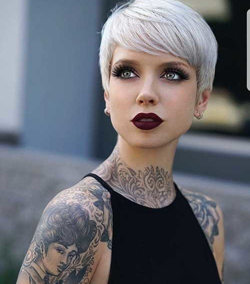 Super-Short-Pixie-Cut Super Short Haircuts for Modern and Unique Look