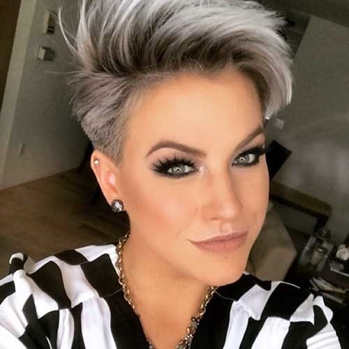 Super-Short-Pixie Super Short Haircuts for Modern and Unique Look