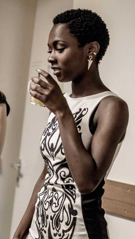 Best-short-haircut-for-black-women Beautiful Short Haircuts for Black Women