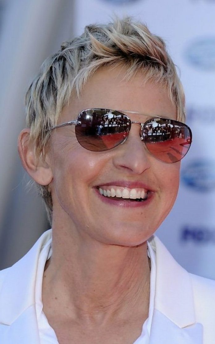Edgy-Pixie Short Hairstyles for Women Over 50 To Look Stylish