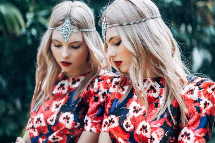 Silver-Headpiece Hairstyles with Tiara for Glam and Fab Look