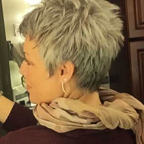 Back-View 25 Latest Short Bob Cuts for Women