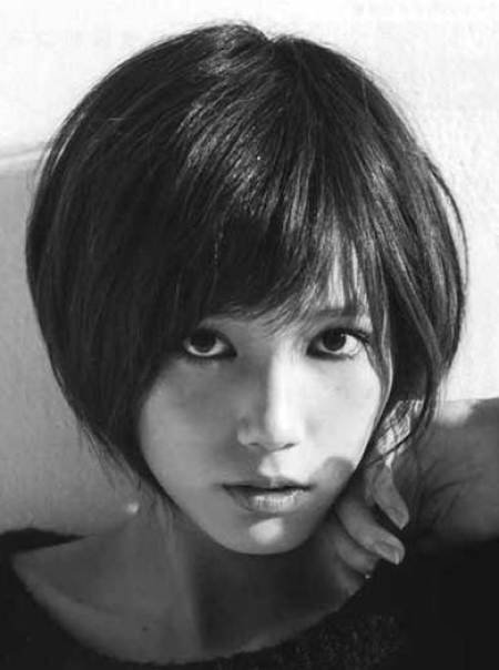 Lovely-Graduated-Bob-Cut Most Popular Bob Haircuts 2020