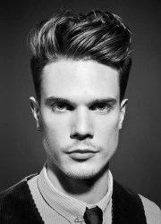 9 men's quiff hairstyle variations