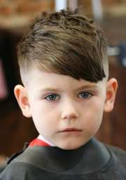 cute toddler boy haircuts