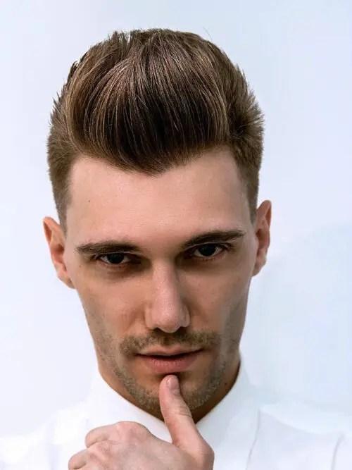 Brush Up Haircut Tutorial Haircuts Models Ideas