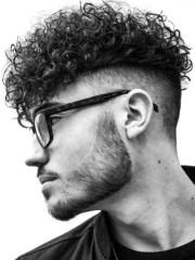 textured men's hair 2018
